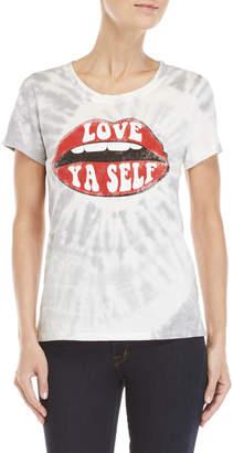 Knit Riot Love Ya Self Tie-Dye Tee