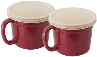 Berghoff Geminis Covered Cup Set 4pc