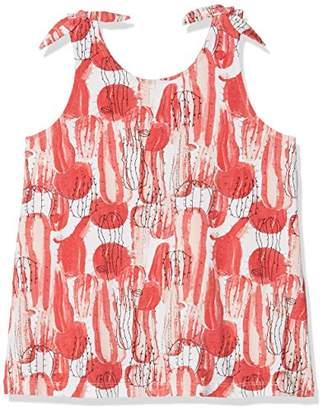 Name It Girl's Nkfjulie Tank Top Vest,(Manufacturer Size: -152)