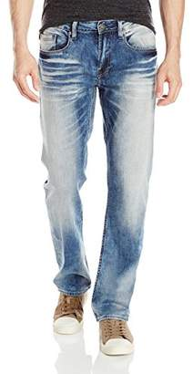 Buffalo David Bitton Men's Six Slim Staright Leg Jean