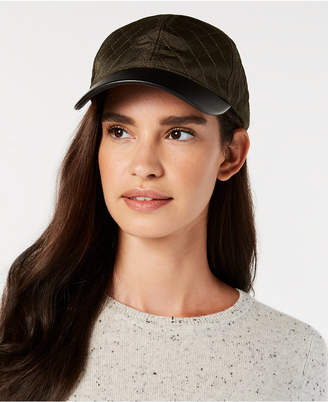 INC International Concepts I.N.C. Quilted Baseball Cap, Created for Macy's