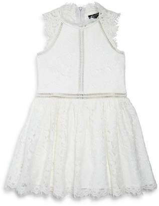 Bardot Junior Girls' Lace Panel Dress - Big Kid