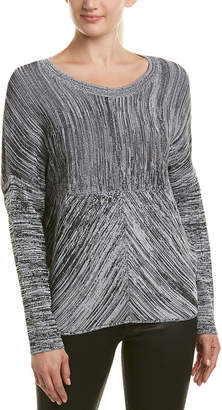Reiss Aida Space Dye Sweater