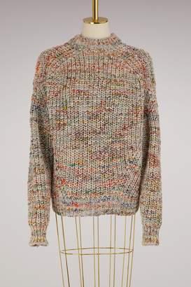 Acne Studios Zora wool sweater