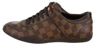 Louis Vuitton Capucine Damier Azur Sneakers