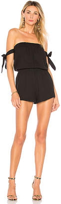 by the way. Ora Off Shoulder Romper