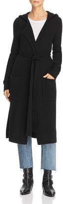 ATM Anthony Thomas Melillo Hooded Duster Cardigan