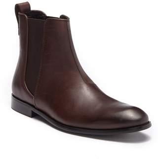 John Varvatos Hallowell Leather Chelsea Boot