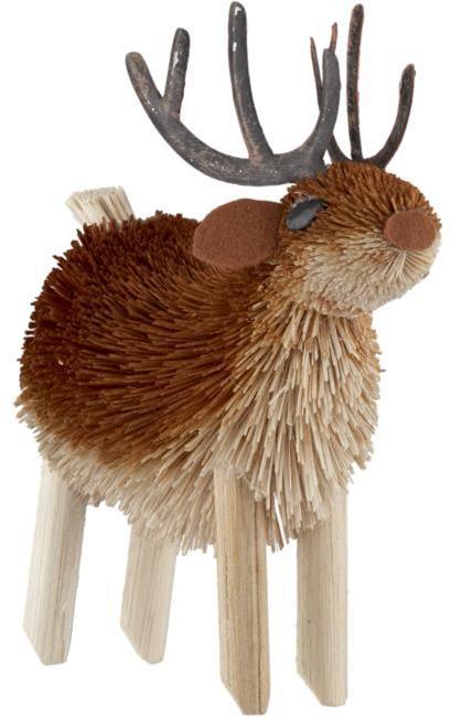 Buri Reindeer Ornament