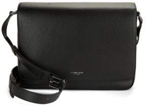 Michael Kors Leather Messenger Bag