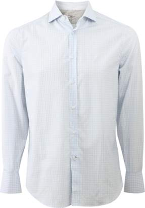 Brunello Cucinelli Window Check Shirt