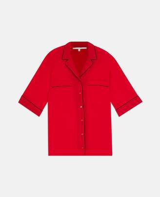Stella McCartney helena silk shirt