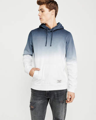 Abercrombie & Fitch Dip-Dye Classic Hoodie