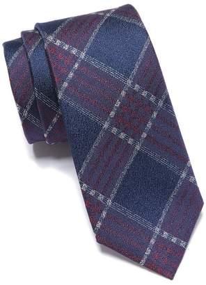 Ben Sherman Laif Silk Plaid Tie