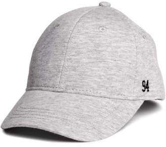 H&M Cotton Cap - Gray