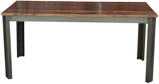 One Kings Lane Vintage Industrial-Style Dining Table - de-cor