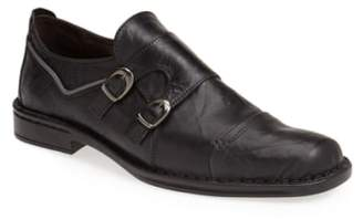 Josef Seibel 'Douglas 11' Double Monk Strap Shoe