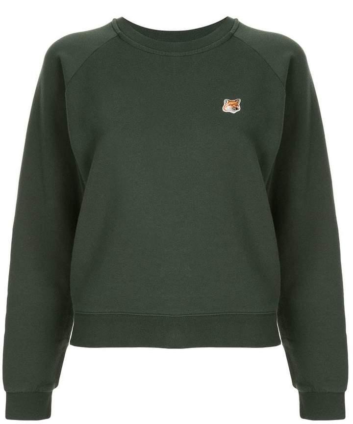 fox jersey sweater