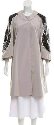 Rue Du Mail Oversize Short Sleeve Jacket w/ Tags