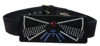 Sonia Rykiel Embellished Waist Belt