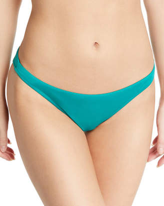 Milly St. Lucia Solid Swim Bikini Bottoms