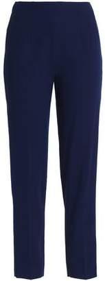 Emilia Wickstead Crepe Slim-Leg Pants