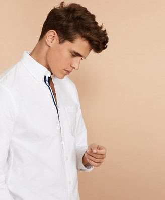 Brooks Brothers Supima Cotton Oxford Polo Button-Down Shirt