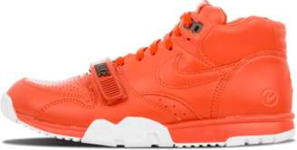Nike Trainer 1 MID SP/Fragment 'Fragment' - Rust/White