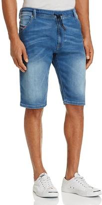 Diesel Krooshort Slim Fit Denim Shorts $198 thestylecure.com