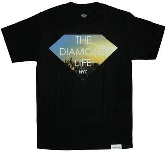 Diamond Supply Co. Diamond Life NYC T-Shirt