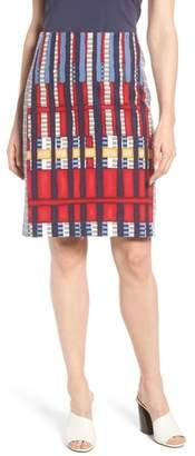 Nic+Zoe Santiago Hills Block Skirt