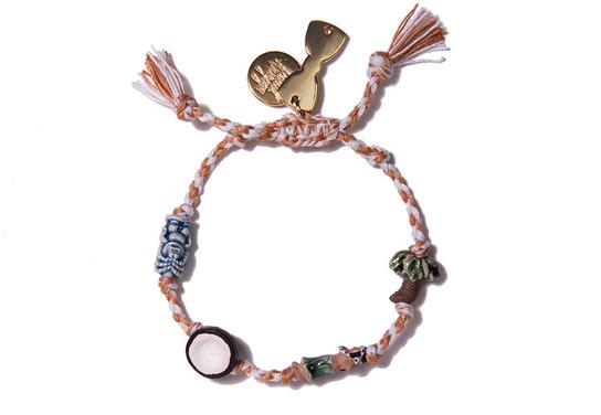 Lolli Swimwear - Hawaiian Coconut Bracelet