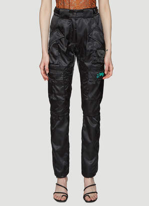 Ottolinger Cargo Pants in Black