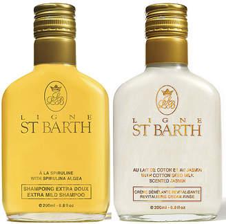Ligne St Barth Extra Mild Shampoo and Revitalizing Cream Rinse Hair Care Duo