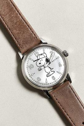 Timex Welton Snoopy Watch