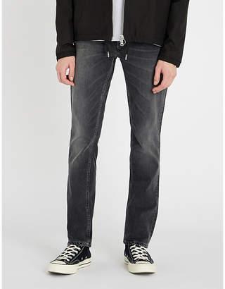 Nudie Jeans Grim Tim regular-fit straight jeans