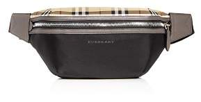Burberry Medium Vintage Check Nylon Belt Bag