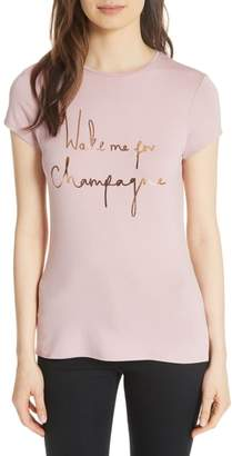 Ted Baker Wake Me for Champagne Tee