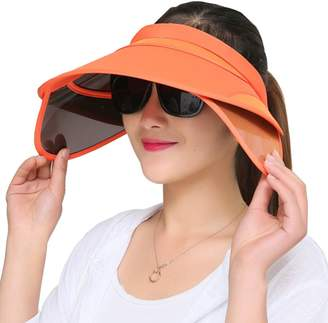 905393ee5af at Amazon Canada · Flyou Sun Hats Unisex Summer Hat Outdoor UV Protection Wide  Large Brim Cap Beach Visor Empty