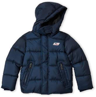 Vingino Boys 4-7) Teejau Hooded Puffer Jacket