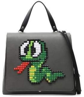 Tua Pixel Satchel Bag