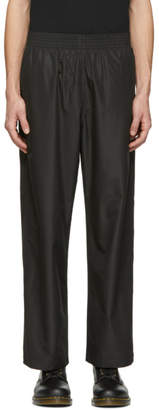 Our Legacy Black Reduced Trousers