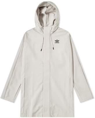 adidas Hooded Coach Jacket