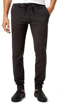 Calvin Klein Men's Slim Fit Seamed Ponte Knit Jogger Pant