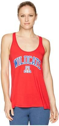 Champion College Arizona Wildcats Eco Swing Tank Top Women's Sleeveless