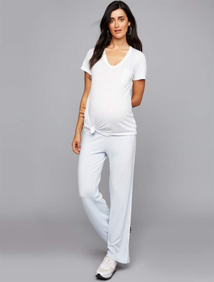 A Pea In The Pod Relaxed Fit Maternity Sleep Pant