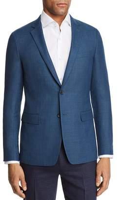 Theory Gansevoort Multi Tailored Hopsack Slim Fit Sport Coat