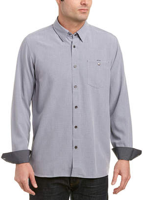Ted Baker Horizontal Stripe Shirt