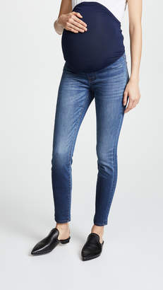 3c80de6bd7ced Madewell Maternity Over-the-Belly Skinny Jeans