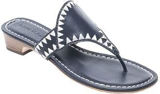 Bernardo Leather Sandals - Gabi